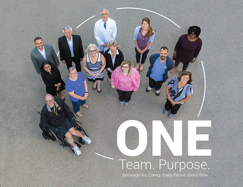 One Team. One Purpose. Annual Report 2018/2019