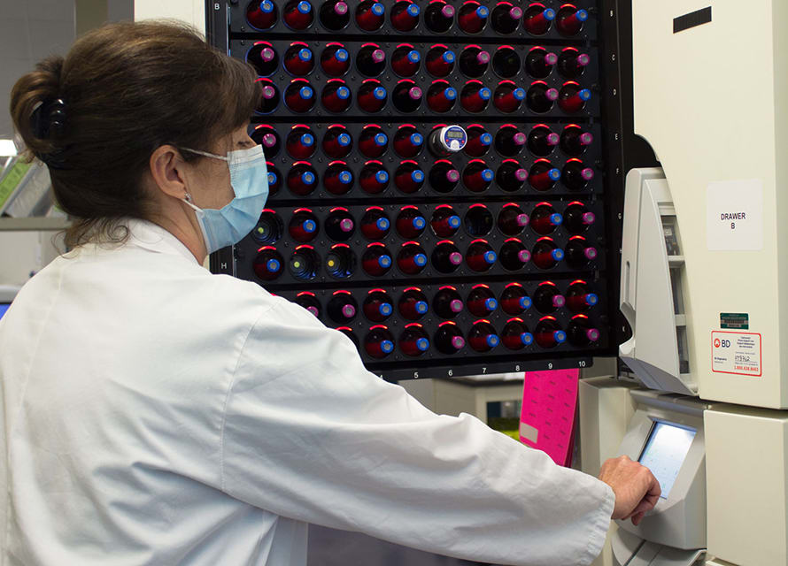 Extraordinary Innovation: Niagara Health is using microbiology to deliver patients' test results faster