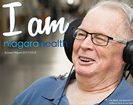 I am Niagara Health - Annual Report 2017/18