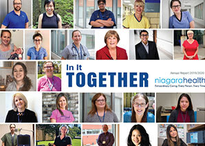 In It Together. Annual Report 2019-2020