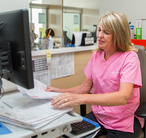 Niagara Health Healthcare Registration Clerk