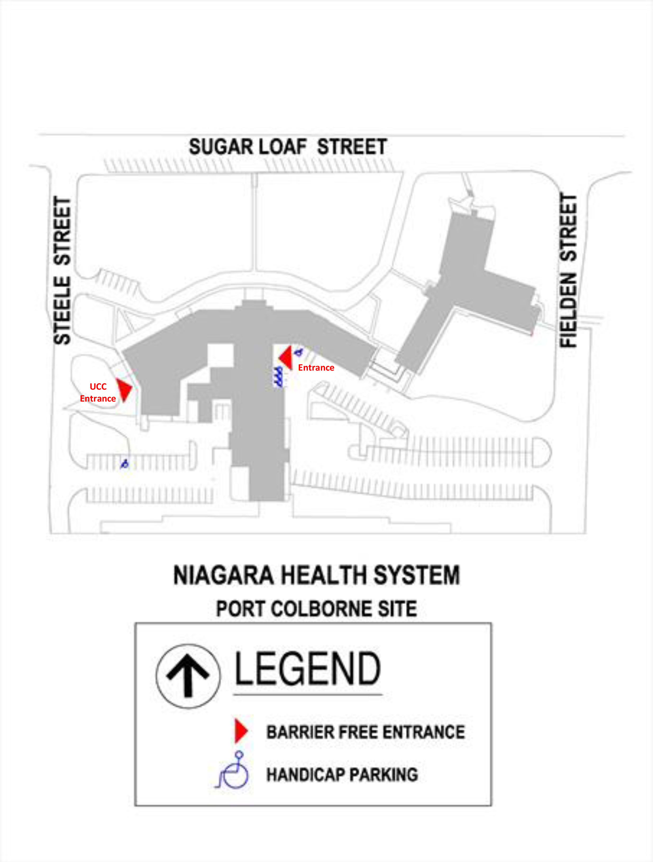 Entrance & Accessibility Information