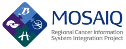 Mosaiq Regional Cancer Information System Integration Project Logo